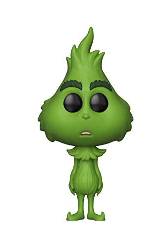 Funko Pop 2018: The Young Grinch, Multicolor, estandar, 33024.