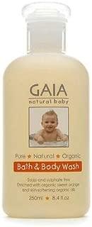 Gaia Natural Baby Bath & Body Wash 250ml