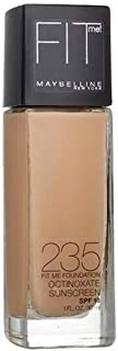 Maybelline Fit Me Foundation - 30 ml, 235 Pure Beige