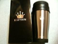KAT-TUN 【タンブラー】・ドリンクボトル   2010Tour ・・ステンレス!