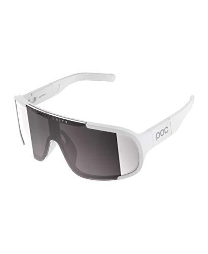 POC Aspire Sonnenbrille, Hydrogen White, ONE Size