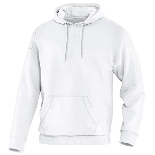 JAKO Kinder Sweatshirt Kapuzensweat Team, weiß_00, 152