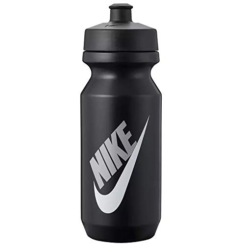 Nike Big Mouth, Borraccia Unisex-Adulti, Nero, 650 ml
