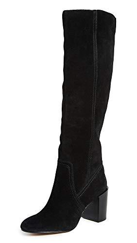 Dolce Vita Women's Cormac Tall Boots, Black, 9 Medium US