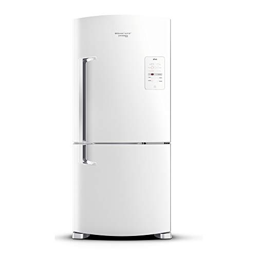 Geladeira Brastemp Frost Free Inverse 573 litros Branca com Smart Bar - 220V