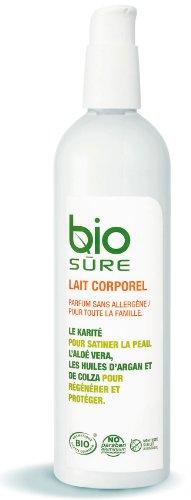 Biosecure Lait Corporel Hydratant 400 ml - Lot de 4