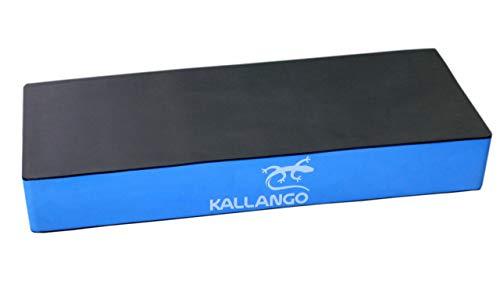 Step Em Eva, KALLANGO, 31 X 73 X 10 Cm - Azul/Preto