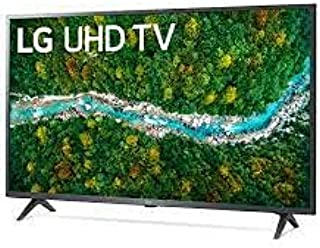 LG UHD 4K TV 43 Inch UP77 Series Cinema Screen Design 4K Active HDR webOS Smart with ThinQ AI, Black, 43UP7750PVB, Smart TV