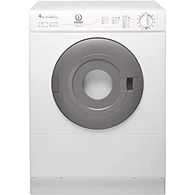 Indesit NIS41V 4kg Freestanding Front Vented Tumble Dryer - White