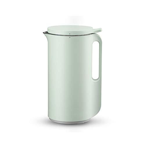 BMMMZ Soymilk Maschine-automatische Multifunktionsminielektroheizung Soja-Milch Entsafter Stir Reispaste Maker Filter frei 350ml (Color : B)