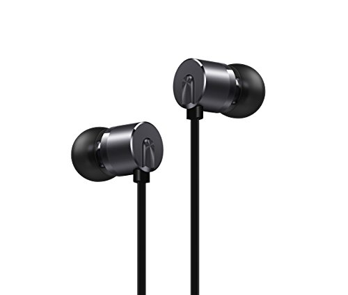 ONEPLUS Bullets V2 - Auriculares, Color Negro