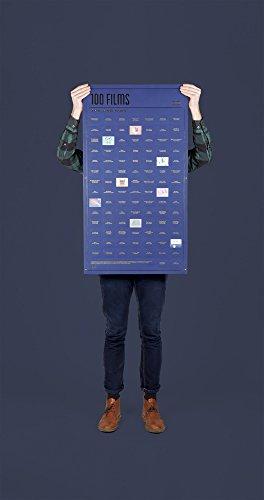 Poster 100 Peliculas Marca Doiy