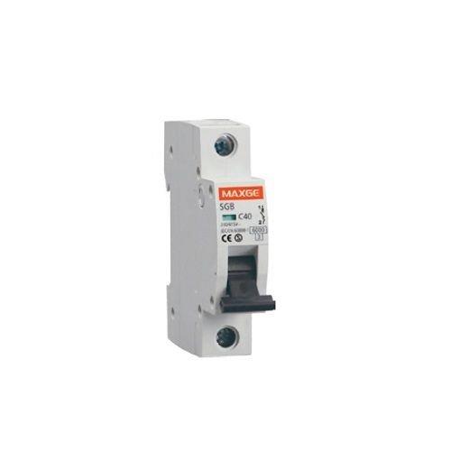 CABLEPELADO Interruptor automatico industrial 1P-6kA Blanco 32 A