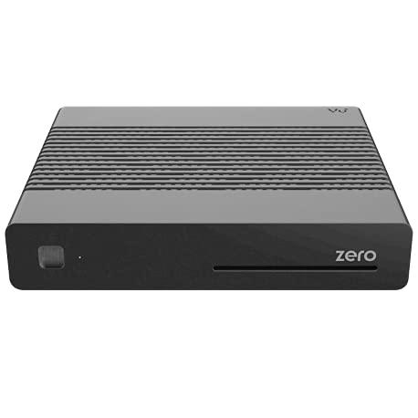 Vu+ Zero Revision2 H.265 - Receptor de TV por satélite (Rev2: Nueva versión Mejorada)