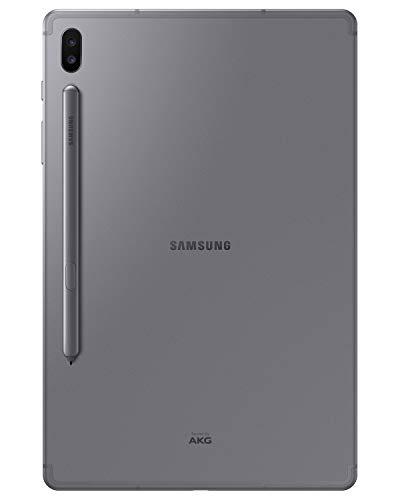 "Samsung Galaxy Tab S6- 10.5"" 128GB, Wifi Tablet - SM-T860NZAAXAR, Mountain Gray Kentucky"