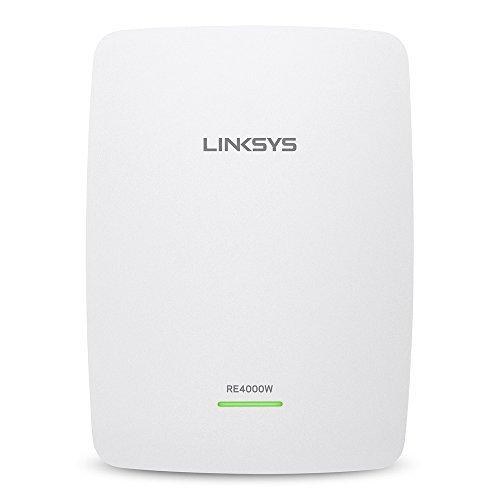 Linksys RE4000W N600 PRO Wi-Fi Range Extender (RE4000W) - (Renewed)