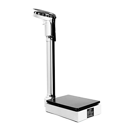 Digital Clinical Scale, Mechanical Height Rod, Height and Weight Scale Medical Mechanical Scales Measuring Weight Height Adult Children Monitor No Battery Required Fast Measurement