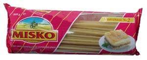 Macaroni Pastitsio no. 2 (misko) 500g