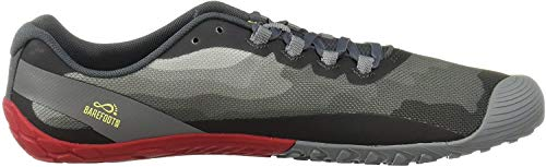 Merrell Men's Vapor Glove 4 Sneaker, Monument, 09.5 M US