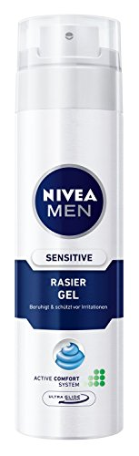 Nivea for Men Rasiergel Sensitiv, 200ml 1x 200ml