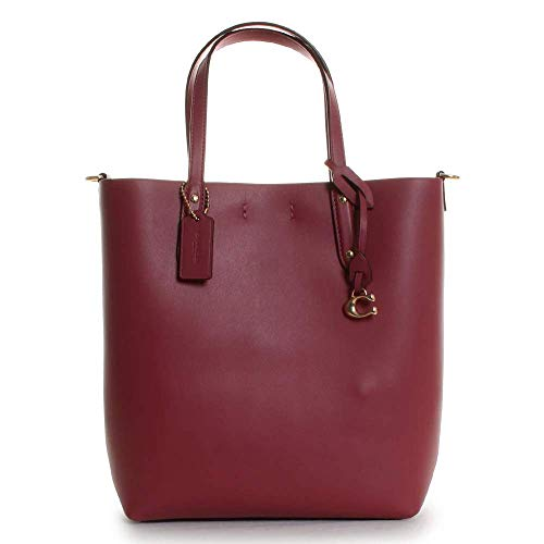 COACH Central Shopper Tote Dusty Pink/Gold One Size