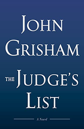 The Judge's List - Limited Edition: A Novel