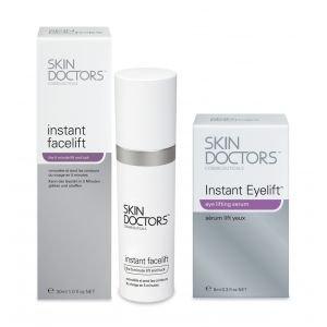 Skin Doctors - Pack Effets Instantanés: Facelift et Eyelift