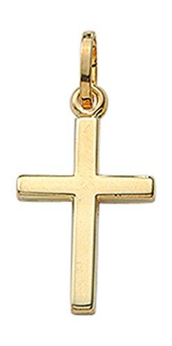 Kreuz Anhänger/Kettenanhänger aus 585 Gold 14 Karat
