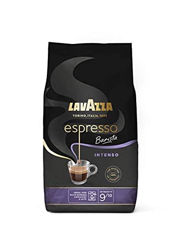 Lavazza Espresso Intenso Barista, Arabica and Robusta Drum Roast Coffee...