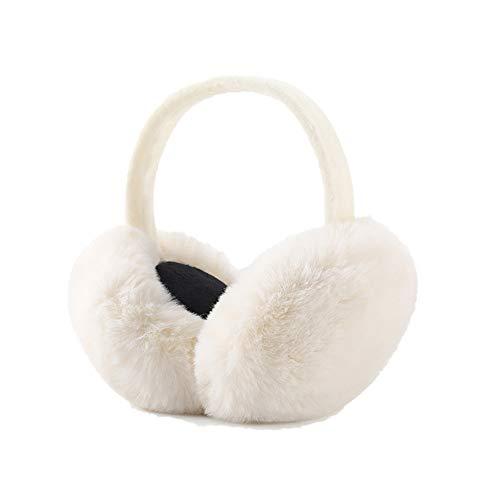 SEDEX Ohrenschützer Damen Winter Plüsch Warme Faltbare Ohrenwärmer Mädchen für Damen Tochter Paar