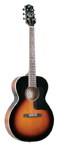 The Loar LH-200-FE3-SN Flat Top Acoustic-Electric Guitar