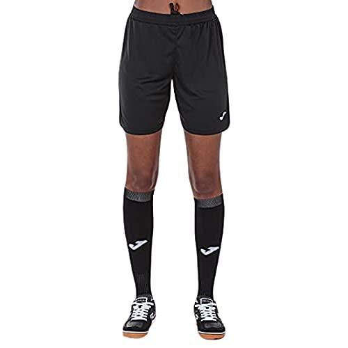 Joma Nobel Pantalón de equipación, Negro, 8XS-7XS