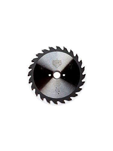 Hoja de sierra HM New Generation 130 x 16 Z= 24 WZ para sierras circulares de mano Bosch, Metabo o Skil