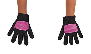 Power Rangers Ninja Steel Toddler Gloves Pink One Size