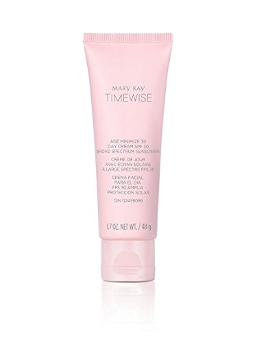 Mary Kay TimeWise 3D Age Minimize Day Cream SPF 30 Broad Spectrum Sunscreen for Normal to Dry Skin 48g