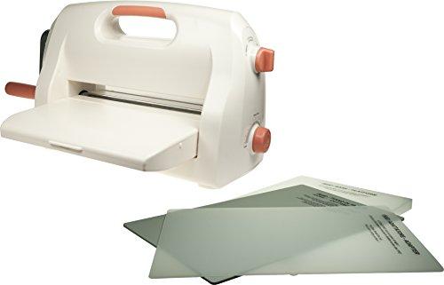 Wiler ISA4 - Máquina troqueladora Isabella tamaño A4 para corte y efecto relieve (embossing), Big Size, One Shot
