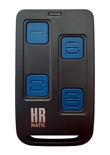 Mando de garaje universal HR MATIC MULTI 3