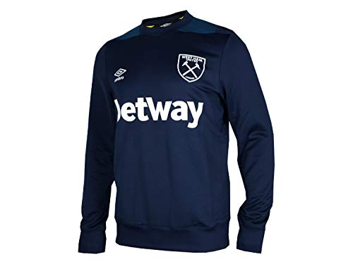 felpa west ham united uomo Umbro West Ham United - Felpa WUFC