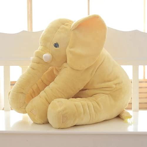 40 cm Niños Elefante Almohada suave grande Elephant Toys Animales de peluche juguetes de peluche Baby Peluche Doll Juguetes para bebés Regalo de los niños