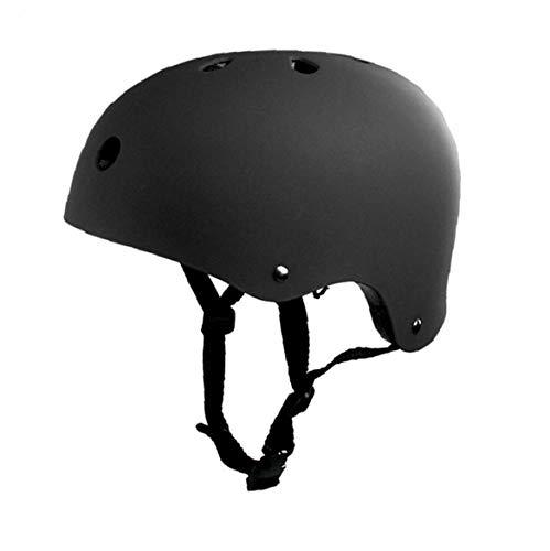 YZLSM Skateboard-Helm Kind Erwachsener Fahrradschutzhelm Ventilation Für Multi Sport...