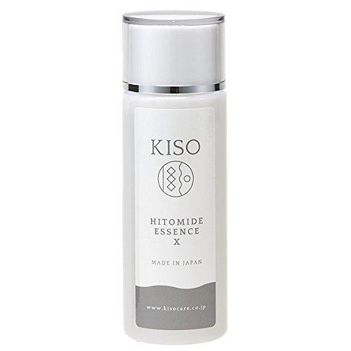 ヒト型セラミド原液10%配合ローション化粧水KISOキソヒトミドエッセンスX120mlナノエマルジョン14種類のアミノ酸ヒアルロン酸配合