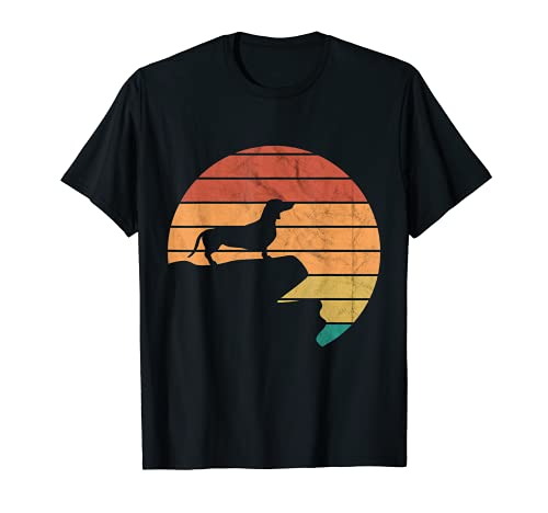 Dachshund Perro Salchicha Camiseta
