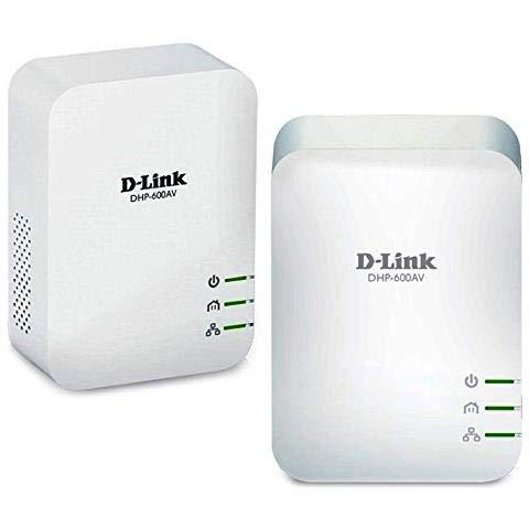 D-Link - Kit Powerline Gigabit AV2 1000 Colore Bianco