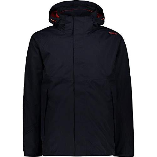 CMP Herren 3-in-1 Softshell Jacke Doppeljacke