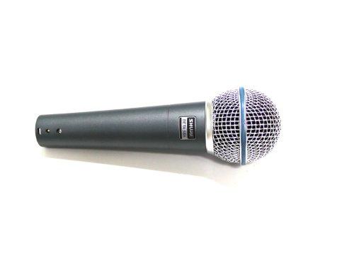 Shure BETA58A Dynamisches Gesangsmikrofon
