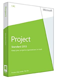 Microsoft Project 2013, x32/64, 1u, ENG (B009SPJ7MU) | Amazon price tracker / tracking, Amazon price history charts, Amazon price watches, Amazon price drop alerts