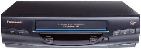 Panasonic PV-V4520 4-Head Hi-Fi VCR product image