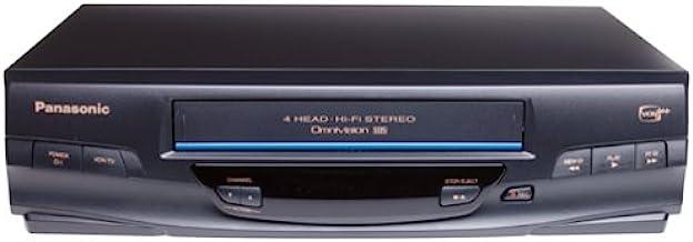Panasonic PV-V4520 4-Head Hi-Fi VCR