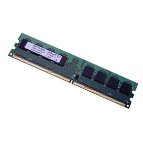 NANYA NT2GT64U8HD0BY-AD DDR2 PC2-6400 800MHz 2GB PC2-6400 CL6 Speicher Z006
