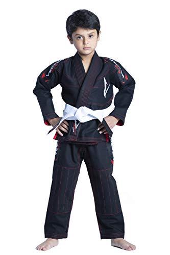 Vector Sports Brazilian BJJ Gi Jiu Jitsu Gi for Child...